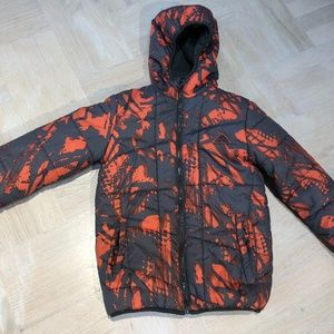 Other - Winter ski snow hooded jacket - fits 5, 6, 7, 8